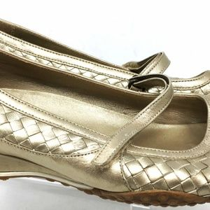 Cole Haan Women's Doll Shoes Size 8 Beige